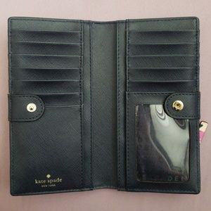 kate spade Bags - Kate Spade - Large Wallet
